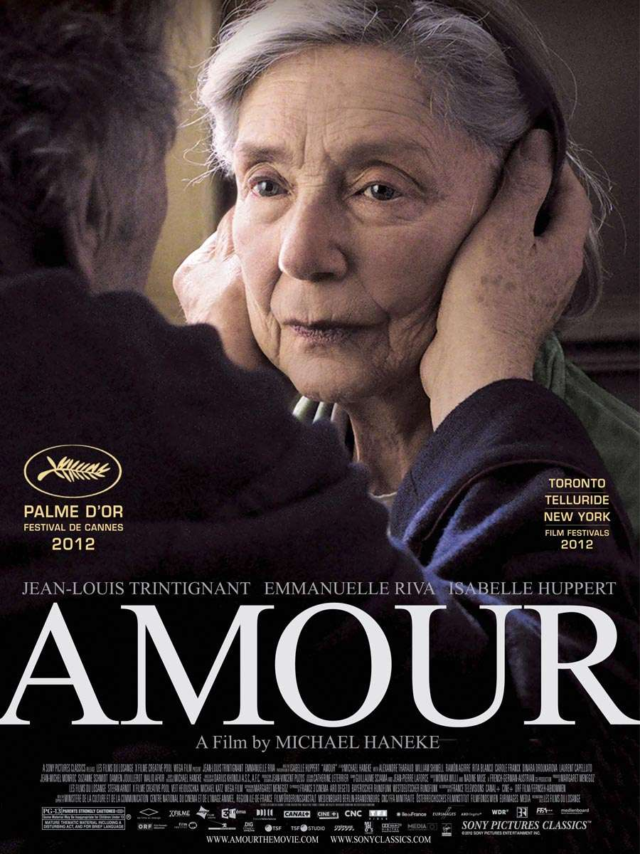 Amour- filmposter