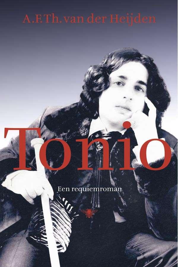 Tonio - boekomslag