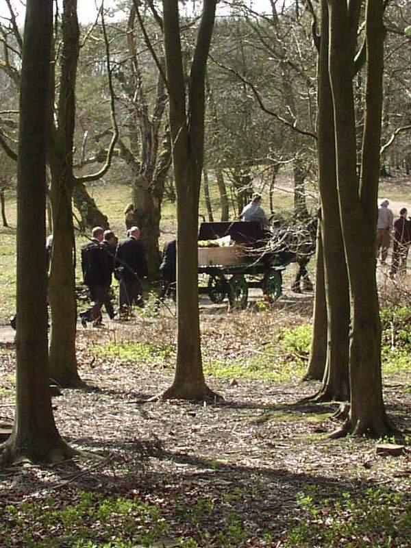 Natuurbegraafplaats Fryslân Nieuwehorn